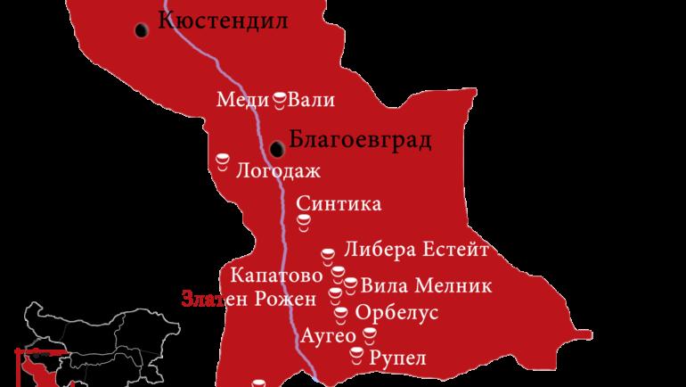 Югозападен регион
