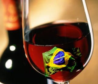 Бразилско вино
