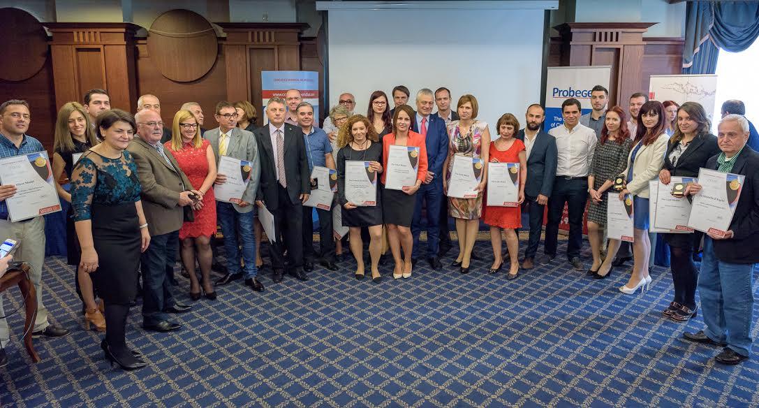Медалистите на България ще бъдат представени в Хага, Брюксел и Рим през юни 2016 г.