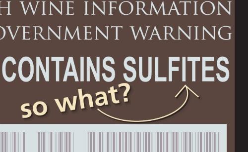 Сулфити във виното – полезни или вредни ( в 5 стъпки)