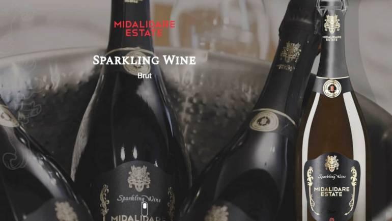 """Злато и сребро за """"Мидалидаре"""" на най-престижния конкурс за пенливи вина"""