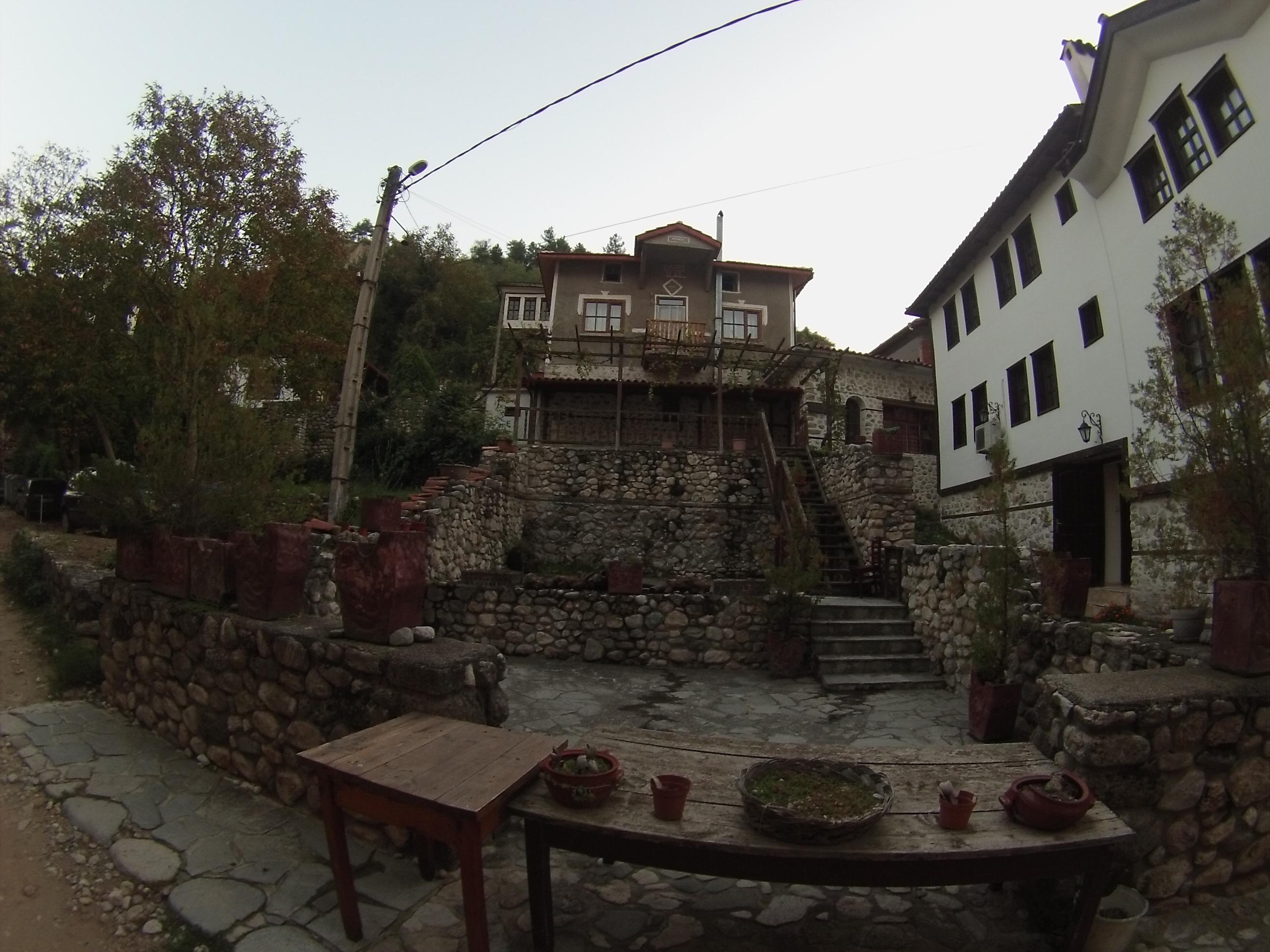 Кътна Къща в Мелник