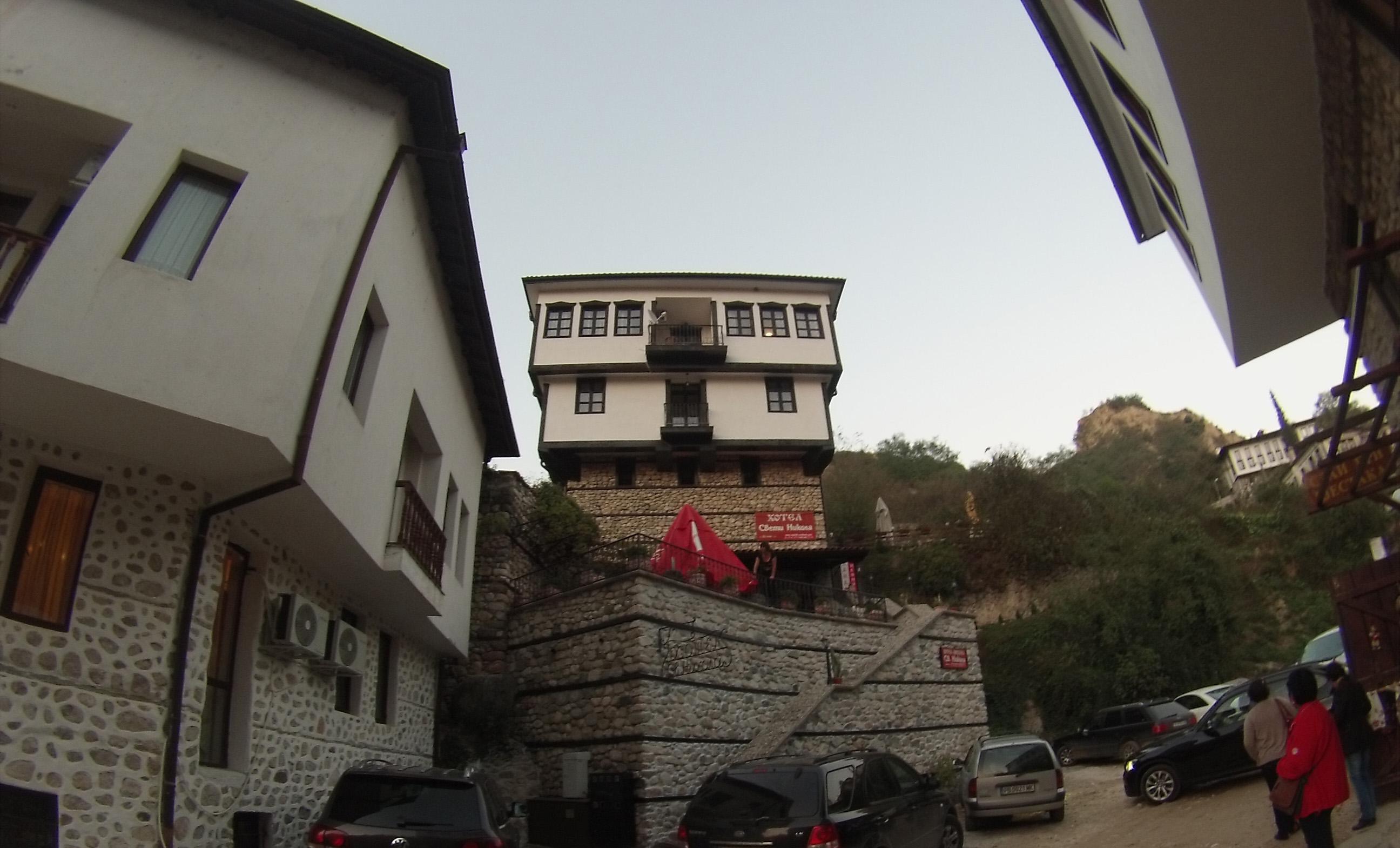 Къщи в Мелник