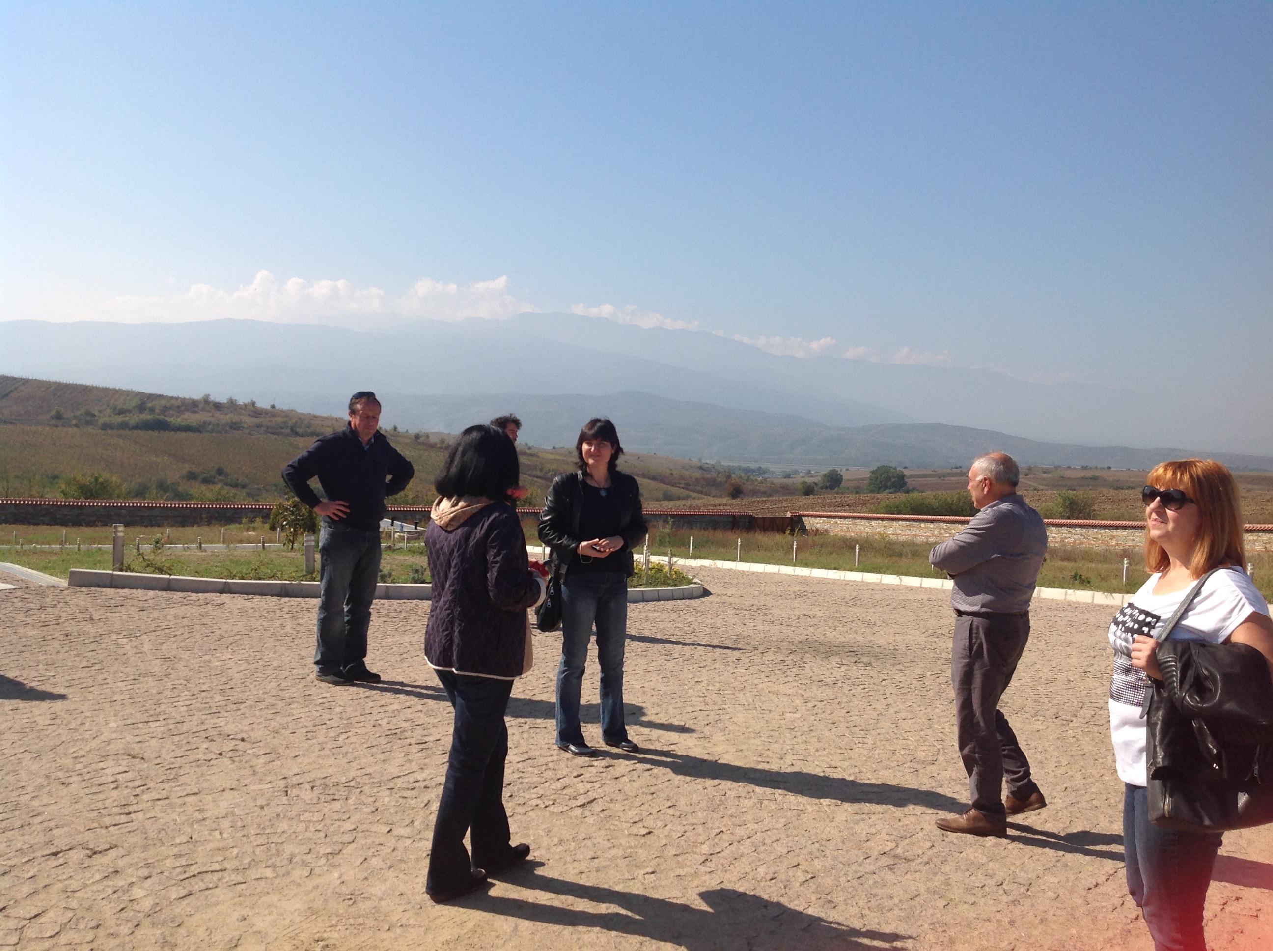 3.Планини около Орбелус