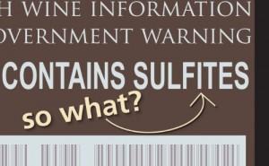 Виното съдържа сулфити и Какво ?