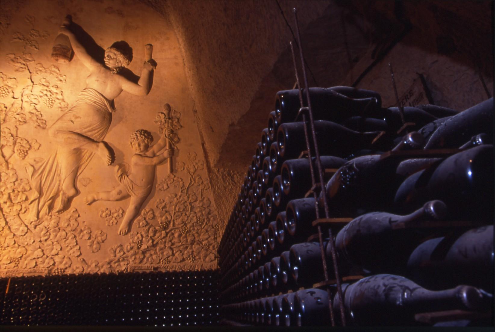 Пещера вдовица Клико