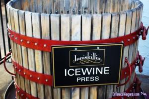 Фестивал на леденото вино 2013 Inniskillin