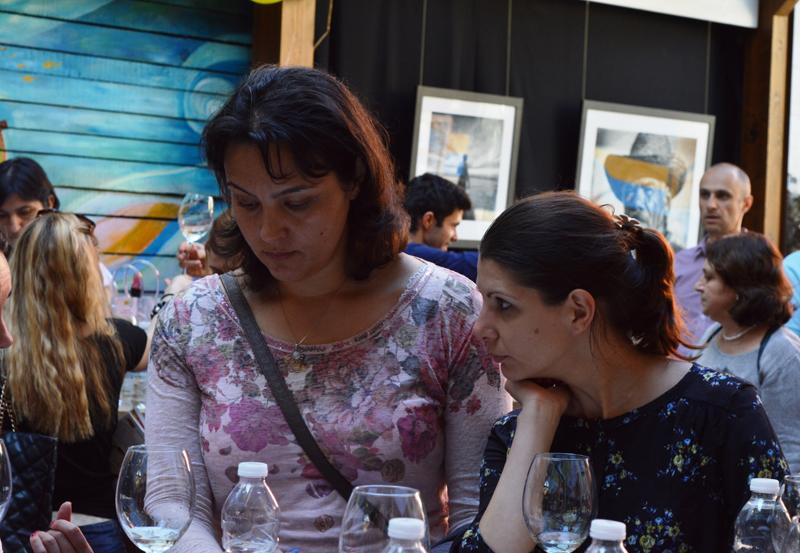 7.Дегустация на бели вина 2016