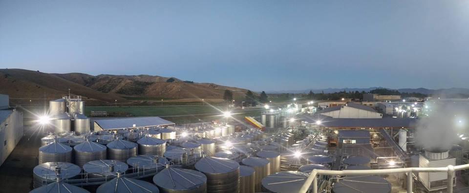 Виненият бизнес парк New Zealand Wineries