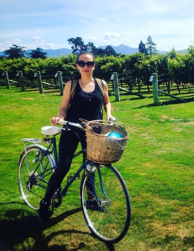 Избитев региона на Марлборо са толкова близо една до друга, че за един ден можеш да обиколиш 20 с велосипед