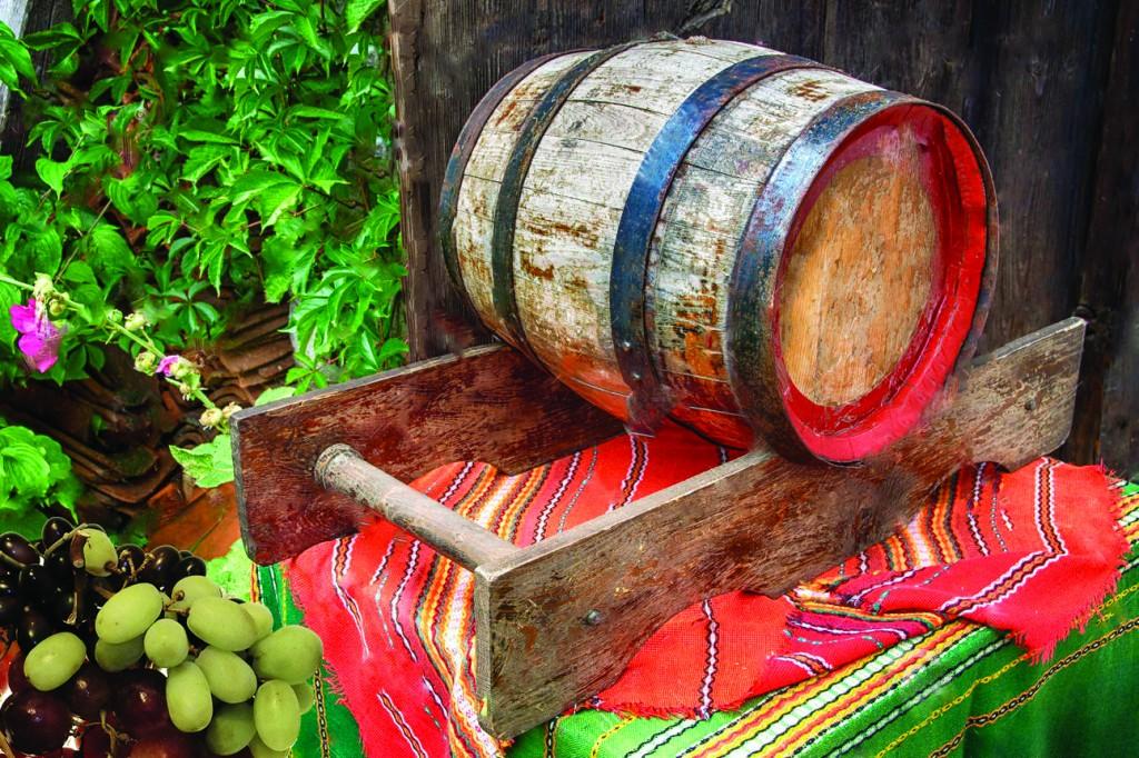 Българските винени сортове