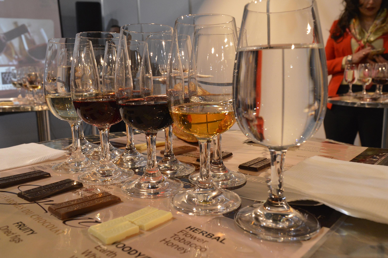 Тънкости при съчетаването на вино и шоколад