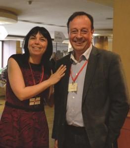 Ева и Светослав Димитрови