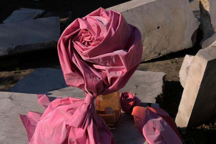 Rose Fashion Art по време на Фестивала на розето в Казанлък