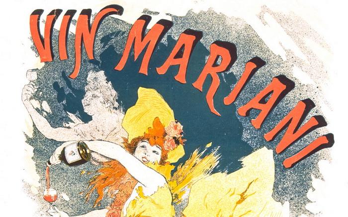 Как вино с листа от кока става хит на пазара в края на 19 век