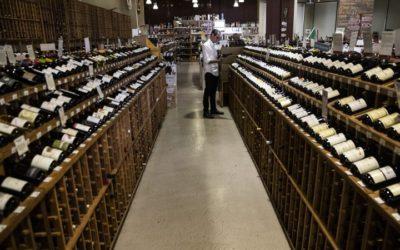 Вино, данъци и технологии