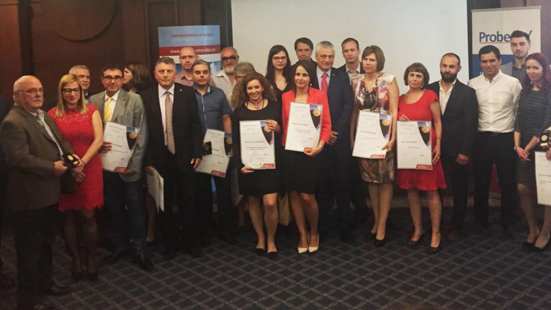 Златният успех на българските вина
