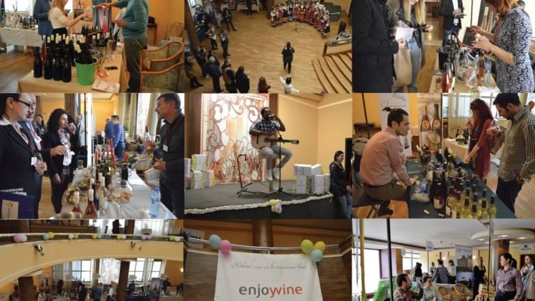 EnjoyWine 2017 показа потенциала на българското вино