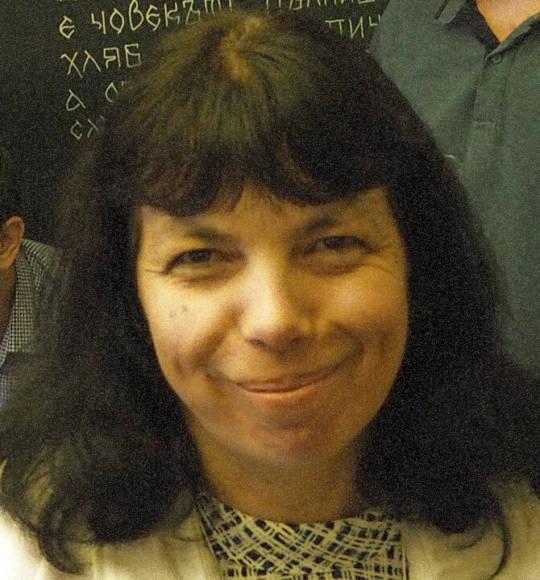 Evelina Dimitrova
