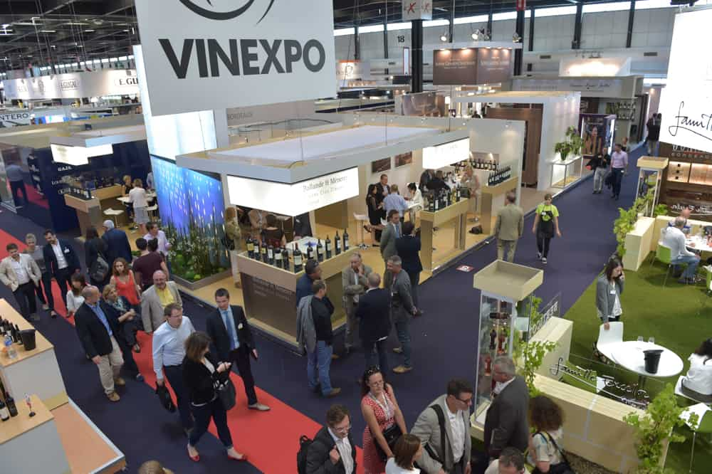 Vinexpo 2017 или в страната на винените чудеса