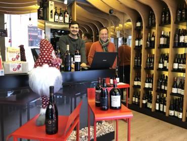 Магазин за вино на Шишман 19