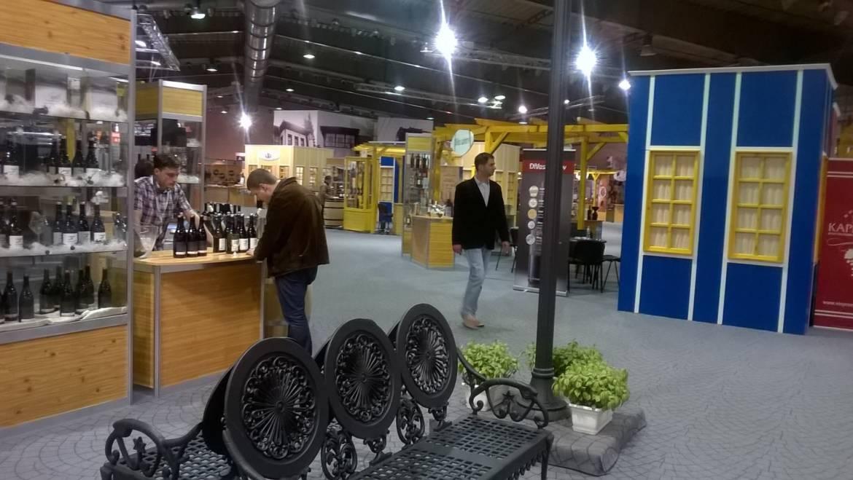 """Познати марки и нови предложения на """"Винария 2017"""""""
