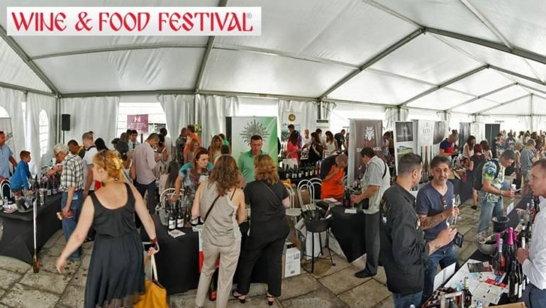 Фестивал Вино & Храна 22-24 Април 2016