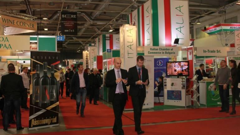 Колективно участие на български изби в Салон на виното